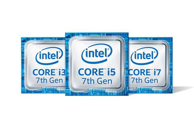 インテル第7世代Coreプロセッサー