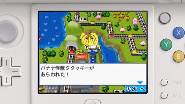 開発中のゲーム画面