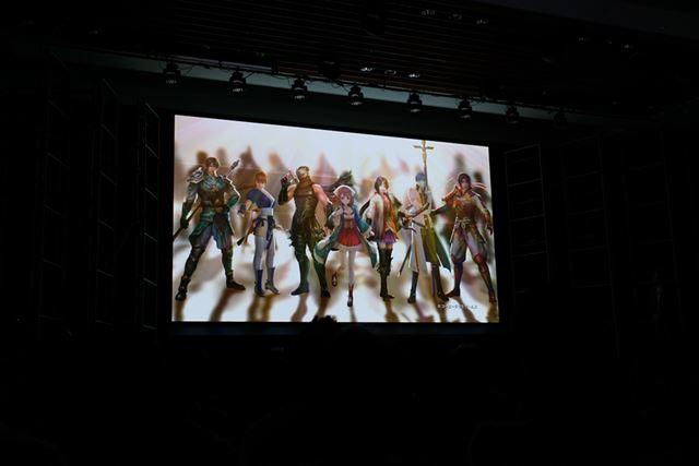 コーエーテクモのキャラクター達が参戦。PS4のほか、PS Vitaでも発売予定とのこと