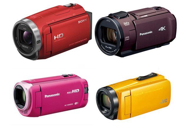 《2019年》初心者におすすめのビデオカメラ4選 製品選びのポイントも解説