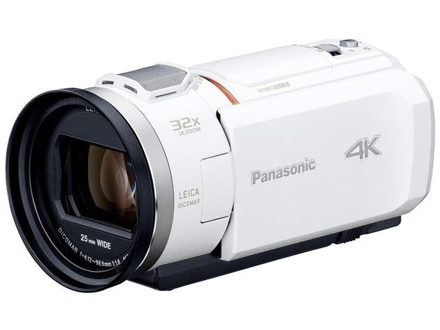 パナソニック「HC-VX1M」(ホワイト)
