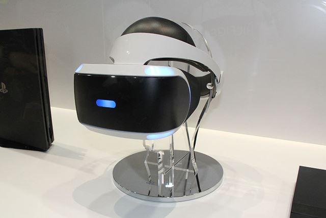 10月13日にいよいよ発売となるPlayStation VR