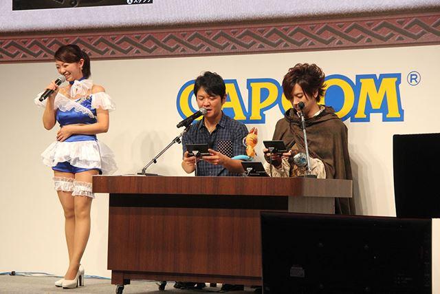 「モンスターハンター ストーリーズ」で、辻本プロデューサーとDAIGOさんがガチ対戦