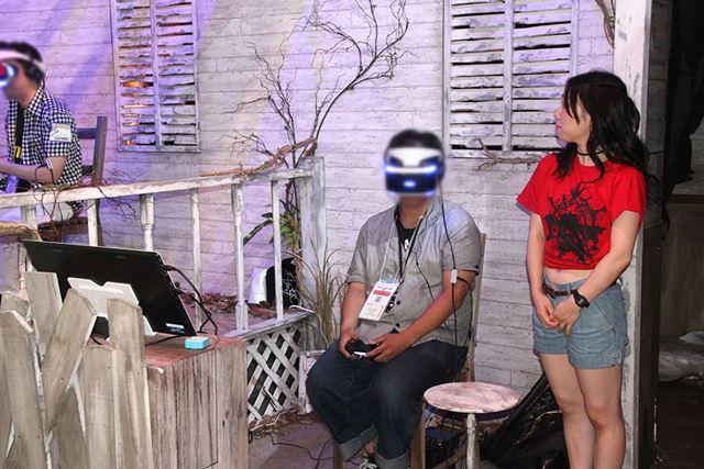 PS VRに対応した「バイオハザード7 レジデント イービル」