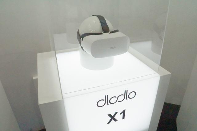 CPUなどを搭載したオールインタイプのDlodlo X1