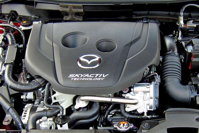 音や振動が気にならず、燃費も良好な「スカイアクティブD」は、日本向きのディーゼルエンジンかもしれない