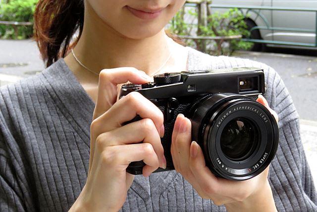 「FUJIFILM X-Pro2」(レンズは、「FUJINON LENS XF23mmF1.4 R」を装着)