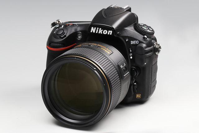 AF-S NIKKOR 105mm f/1.4E ED(ボディはD810)