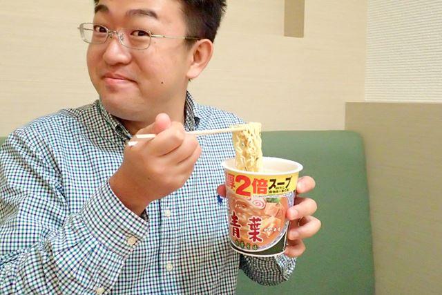"""本店以上のクオリティに、""""ラーメン大好き松田""""さんも大満足。ここ最近で一番のヒット作かも"""