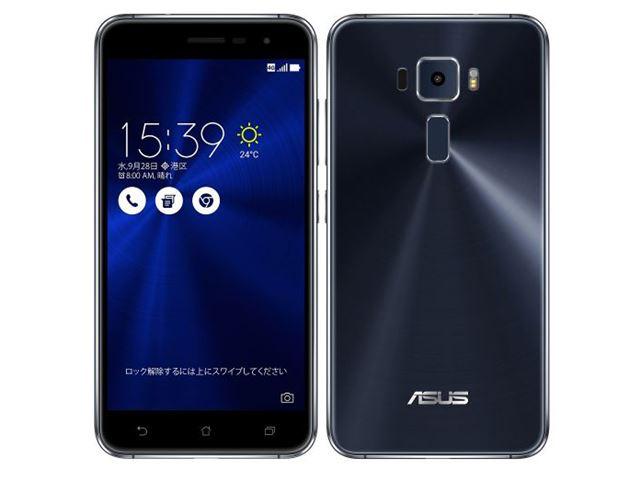 ASUS「ZenFone 3」