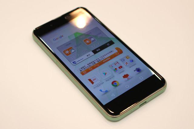 液晶ディスプレイがIGZO液晶となり、バッテリーの持続性がアップしている