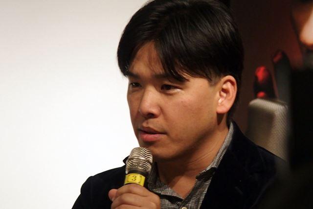 ランティス プロデューサーの佐藤純之介氏