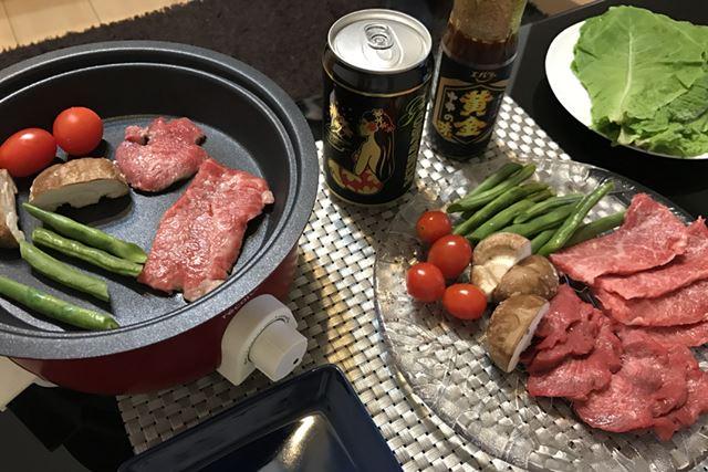 「ひとり鍋」や「ひとり焼肉」にぴったりの少人数用調理器