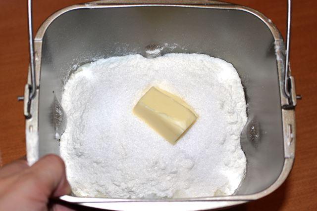そのほかは前回作った2種類のパンとほとんど同じ手順です。つまり……簡単ということ!