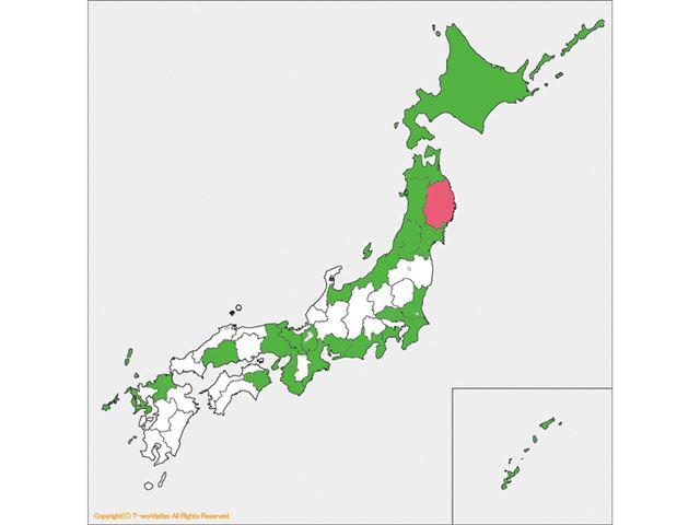 連載25回目は岩手を制覇! めざせ、47都道府県!