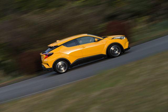 FFモデルよりも軽やかな挙動を示す4WDモデル。CVTのフィールもかなり改善されている