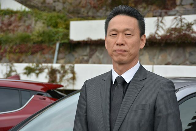 トヨタ自動車 Mid-size Vehicle Company MS製品企画 ZE 主査 古場博之氏