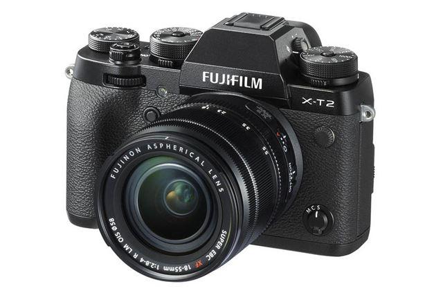 X-T2(レンズはXF18-55mm F2.8-4 R LM OIS)