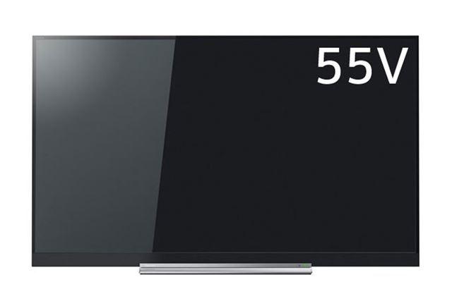 東芝「REGZA 55Z720X」(55V型)