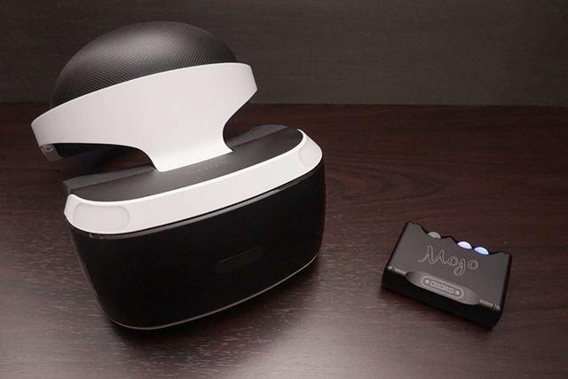 PlayStation VRとMojo