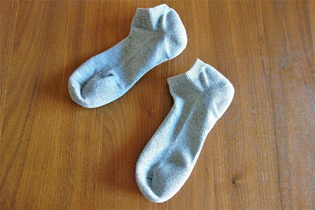 一見するとただの靴下