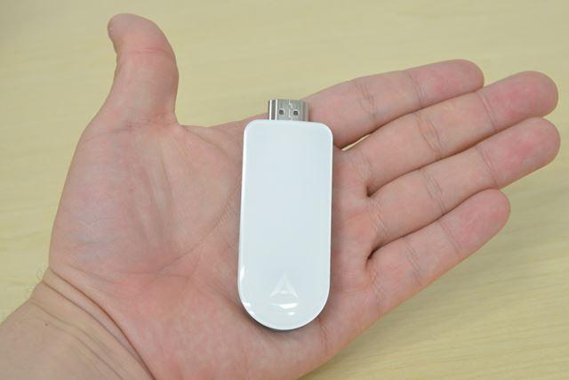 CCC AIRが12月20日に発売するAir Stick。まずは一部店舗や直販サイトで取り扱いをスタートする