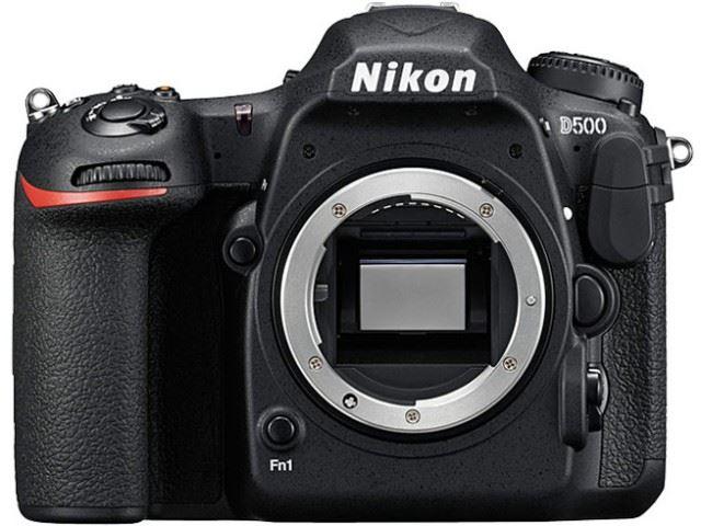 ニコン「D500」