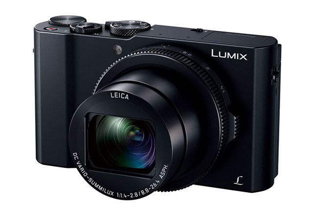パナソニック LUMIX LX9