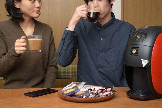 """""""我が家のバリスタ""""が「バリスタ アイ」で淹れたコーヒーをどう評価するのか?"""