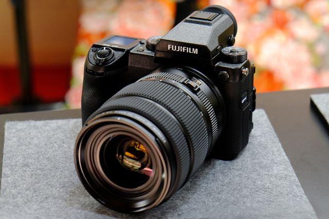 GFX 50S(レンズはFUJINON GF32-64mmF4 R LM WR)