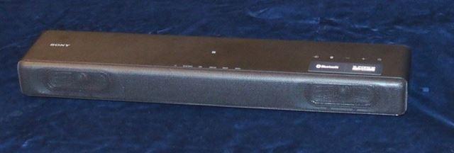 40×100mmのコーン型フルレンジスピーカーを採用