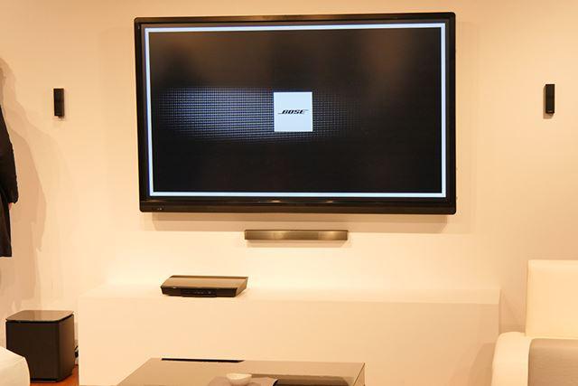 「Lifestyle 650」の設置例