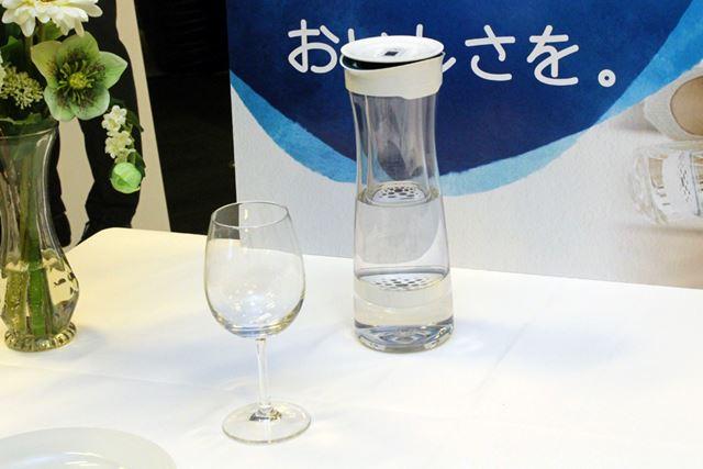 上述のfill&goと同じく、本製品もボディにはBPAフリープラスチック素材を使用している