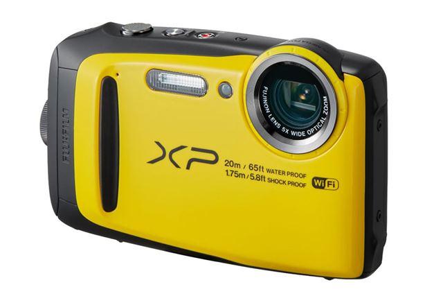 手に入れやすい価格が魅力の富士フイルム「FinePix XP120」