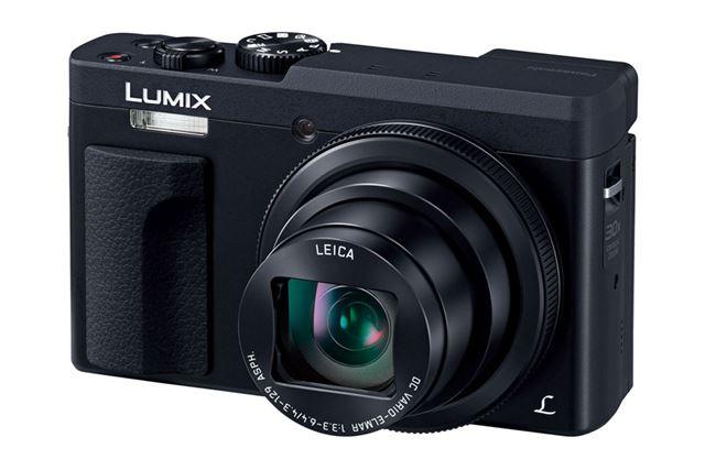 「4Kフォト」などの機能を利用できるパナソニック「LUMIX DC-TZ90」