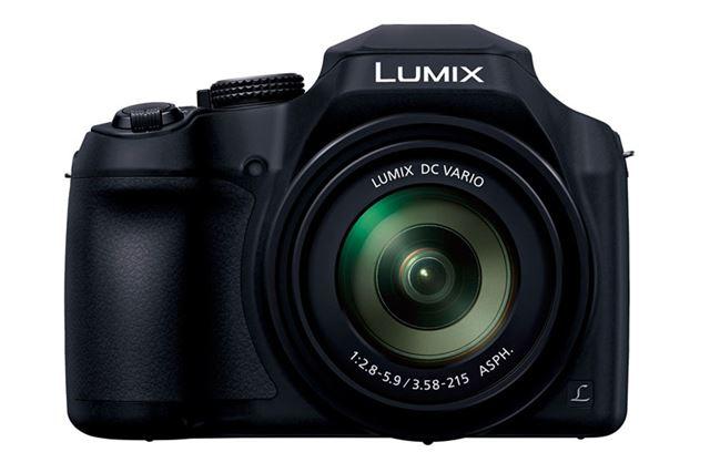 広角20mm〜望遠1200mm対応のパナソニック「LUMIX DC-FZ85」