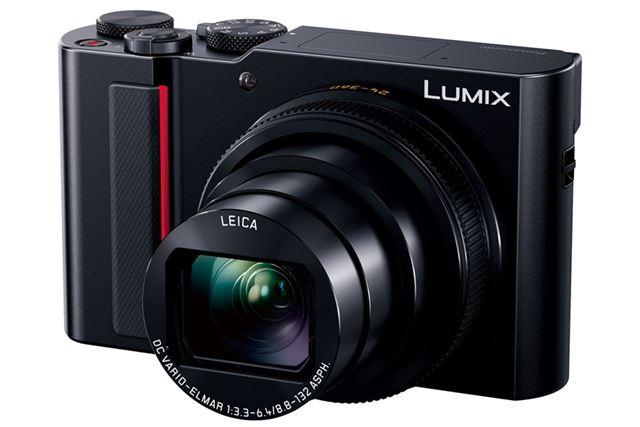 従来モデルからズーム性能が向上したパナソニック「LUMIX DC-TX2」
