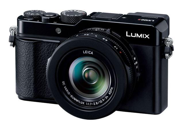 マニュアル操作にこだわった操作性にも注目のパナソニック「LUMIX DC-LX100M2」