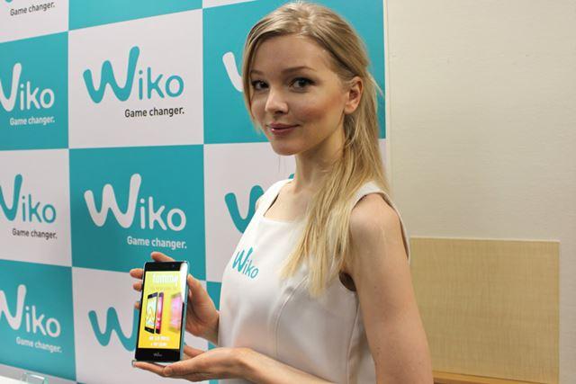 Wikoは、フランス発祥のベンチャー企業。競争の激しい日本市場に対しTommyはどんな強みで勝負するのか?
