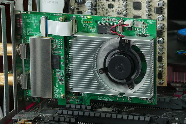 エスケイネットから発売された内蔵用のテレビチューナーボード「MonsterTV PCIE3」
