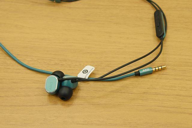 デュアルダイナミック型仕様のカナルイヤホン「N25」