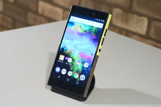 Androidスマホとして生まれ変わったNuAns NEO[Reloaded]