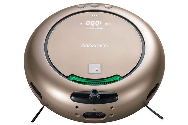 ロボット掃除機「ココロボ(COCOROBO) RX-V200」を通して、外出先から家電のON/OFF操作が行える