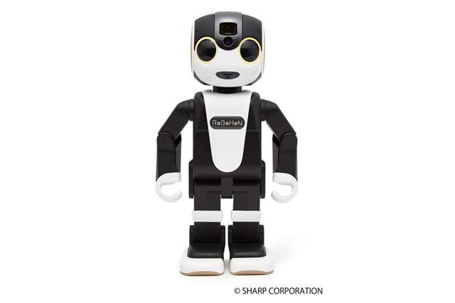 モバイル型ロボット電話「ロボホン(RoBoHoN)」も、対話でさまざまな機能を使えるデバイスだ