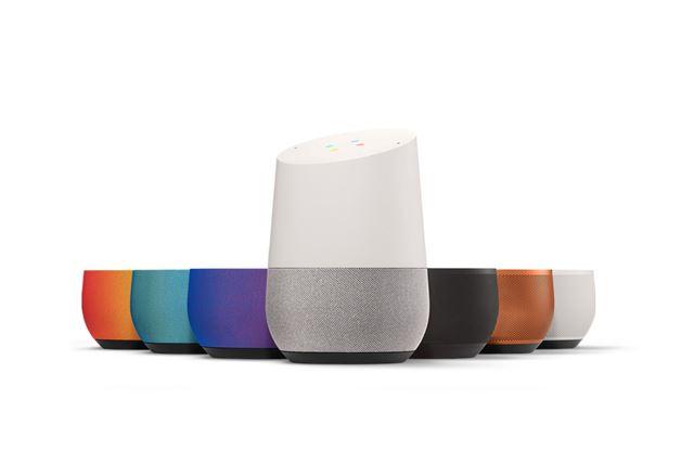 米Googleも、「Amazon Echo」の対抗馬となる音声認識デバイス「Google Home」を展開している