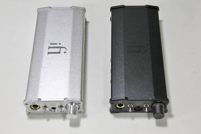 オリジナル版の「micro iDSD」とも音質を比較してみた