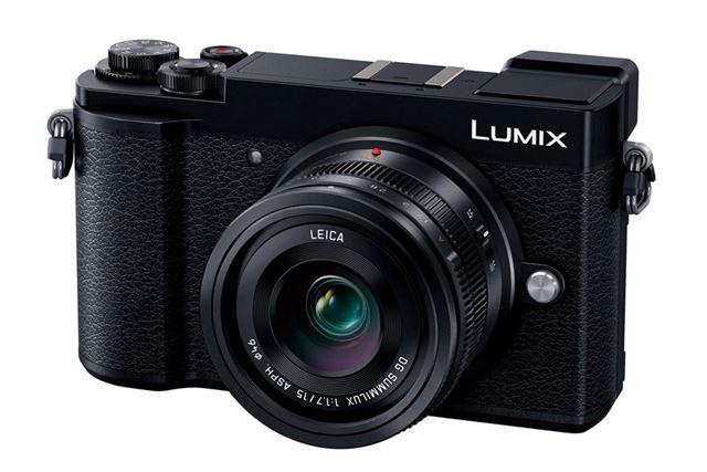 5軸ボディ内手ブレ補正などを搭載するパナソニック「LUMIX GX7 Mark III」