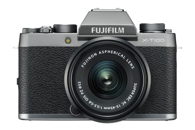 一眼レフスタイル「X-Tシリーズ」のエントリーモデル「FUJIFILM X-T100」