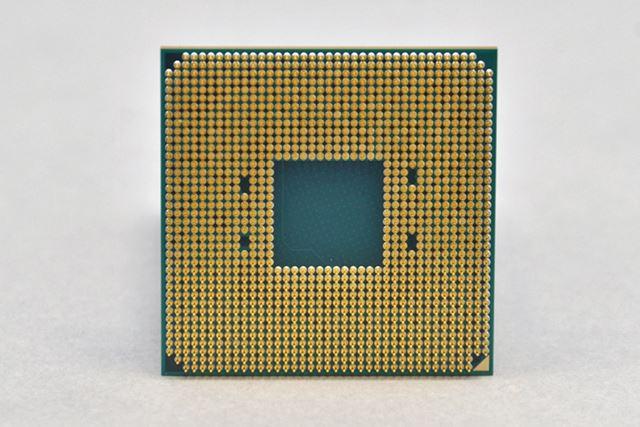 CPUのピンの数は1331本となった