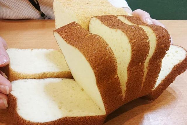 パンのいい香りが漂ってきそう〜♪